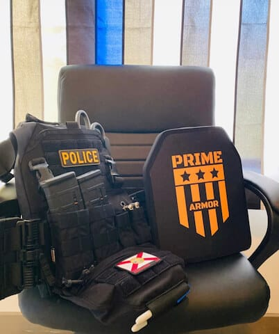Body armor and tactical gear