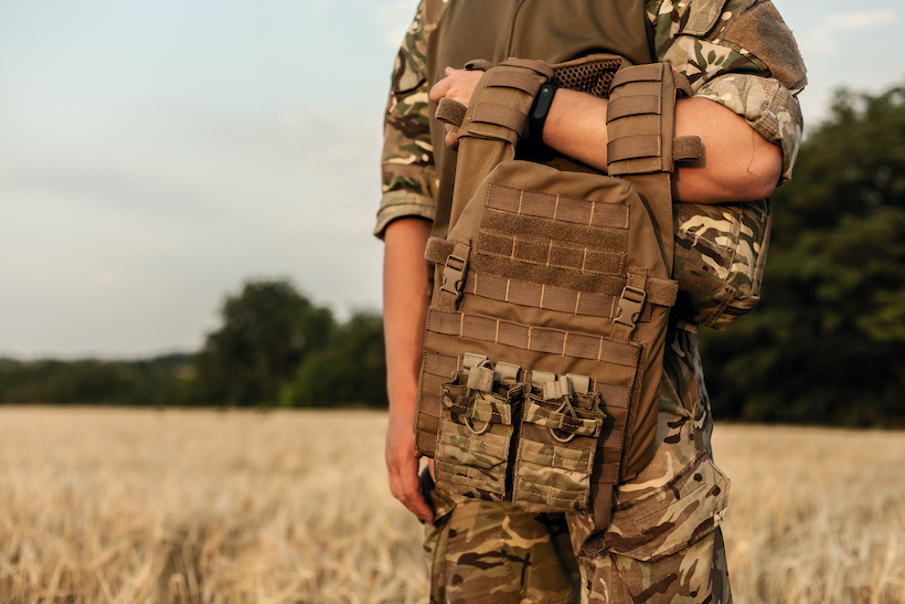 The History of Body Armor